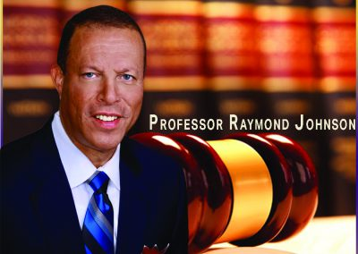 PROFESSOR RAYMOND JOHNSON