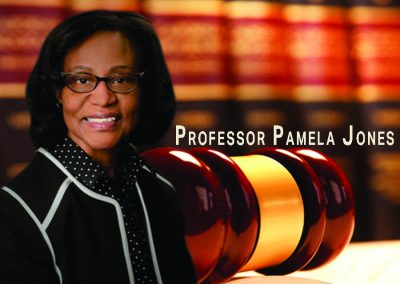 PROFESSOR PAMELA JONES